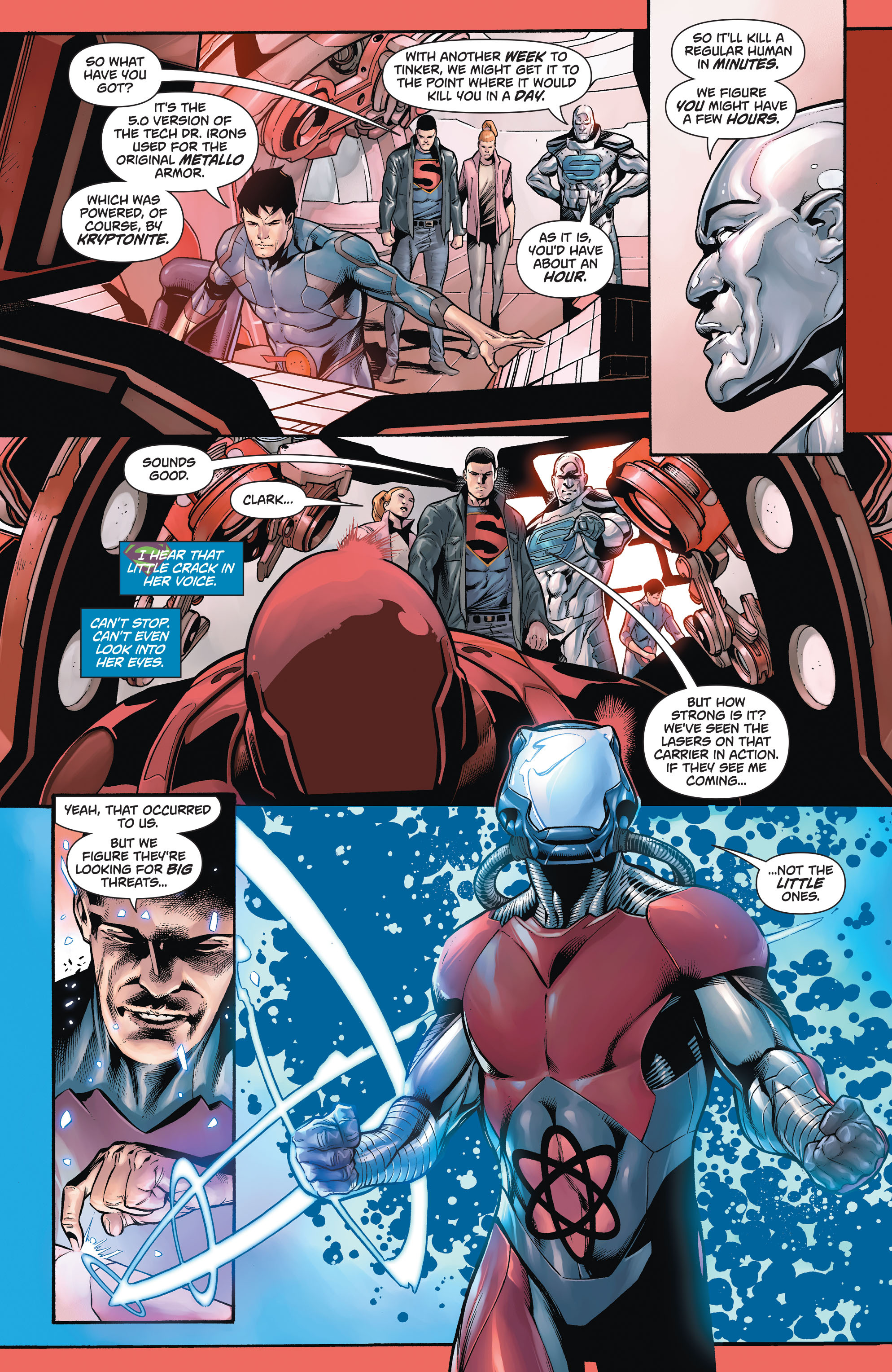 Read online Action Comics (2011) comic -  Issue #48 - 15