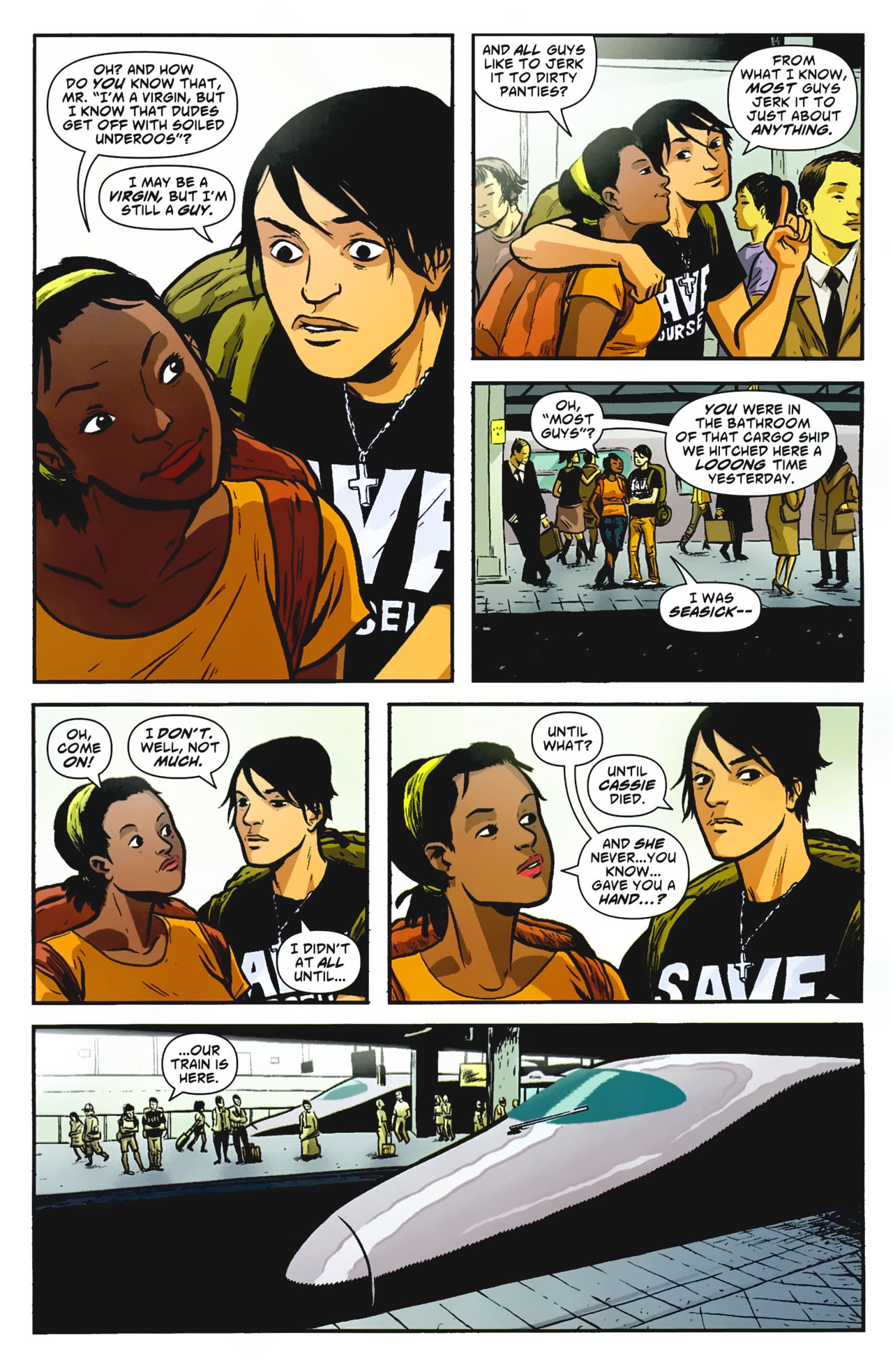 American Virgin issue 16 - Page 4