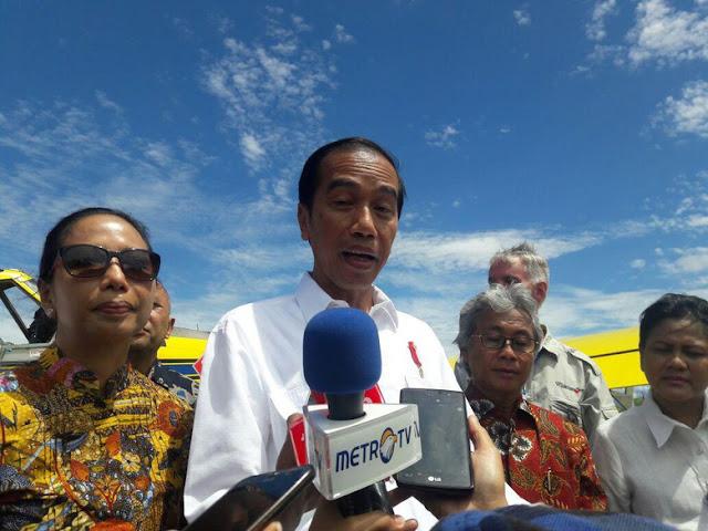 Jokowi menilai saling hujat di medsos bukan budaya Indonesia