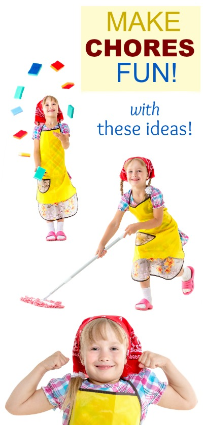 CHORES FOR KIDS broken down by age (PLUS simple ways to make them fun!) #choresforkidsbyage #choresforkids #ageappropriatechoresforkids #ageappropriatechores #howtomakechoresfun #parenting