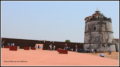 The Aguada Fort, Goa