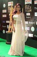 Prajna Actress in backless Cream Choli and transparent saree at IIFA Utsavam Awards 2017 0122.JPG
