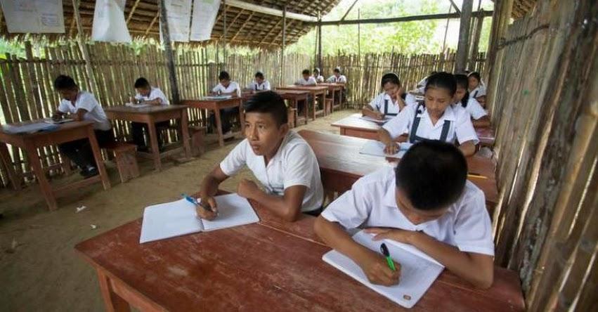No hay una política educativa clara para los próximos 3 años (Idel Vexler Talledo)
