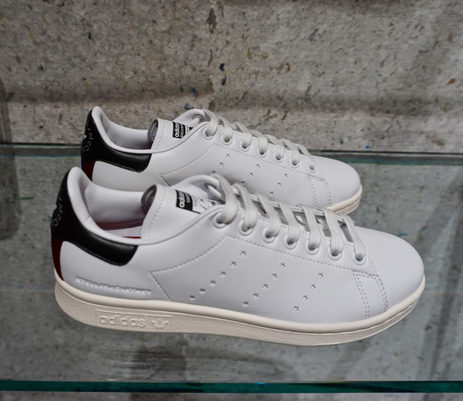 detailed look dec31 e3f32 Planet Party's: Stan Smith X Stella McCartney Party at ...