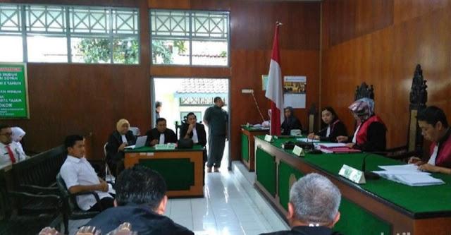Caleg PKS yang Bagi-bagi Sembako di Boyolali Dihukum 10 Hari Bui