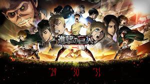 ▷ Descargar Shingeki no Kyojin Segunda Temporada ✅ [12/12] [Blu-Ray] [HD] [1080HD | 720P] [Sub Español] [MEGA-TORREN-GOOGLE DRIVE]