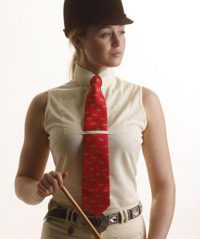 Ties as fashion accessories