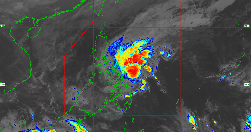 Latest Weather Today Update Philippines Pagasa