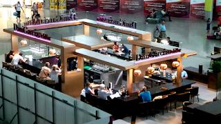 Los mejores restaurantes del mundo en los aeropuertos, Dani Garcia DeliBar