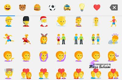 Emoticon Comel Facebook Terbaru!