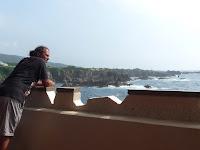尖閣湾揚島遊園の展望台