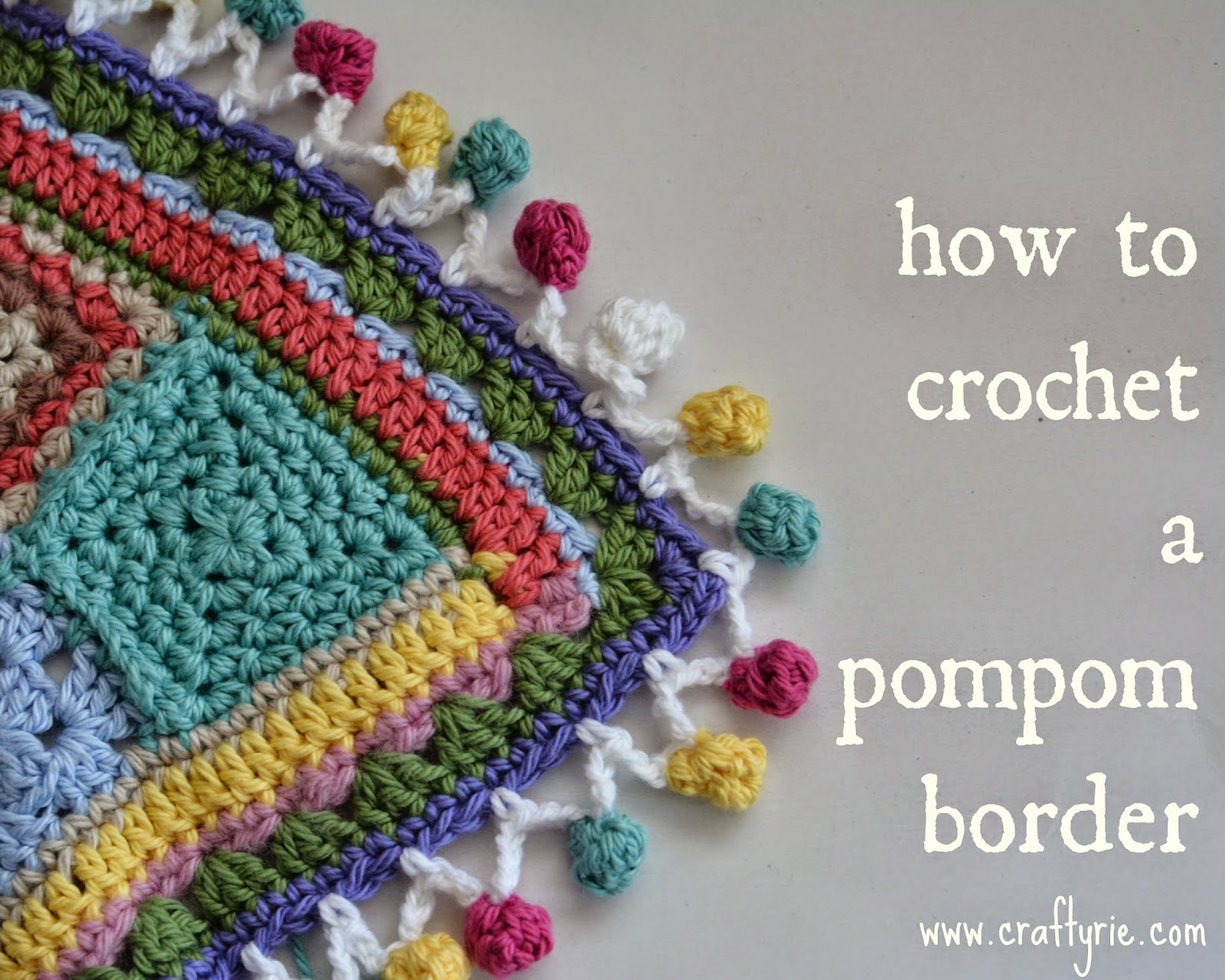 http://www.craftyrie.com/2015/01/make-yourself-pompom-border.html