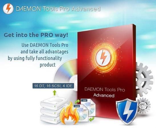 نتيجة بحث الصور عن DAEMON Tools Pro