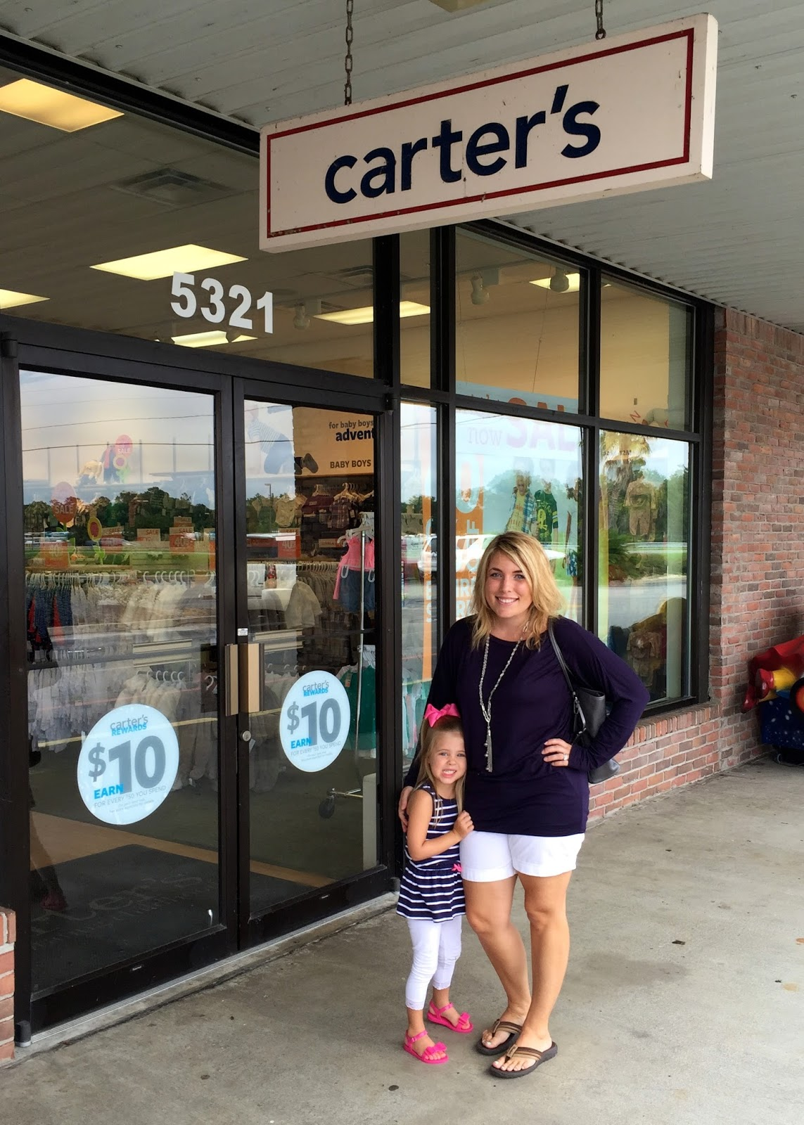 Back to School with Carter's!