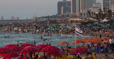 Israel bate recorde de turistas