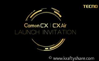 Tecno Camon CX And CX Air