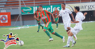 Envigado vs Once Caldas