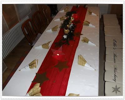 Tischdeko weihnachten 2012  Elkes Bunte Mischung: Tischdeko Weihnachten