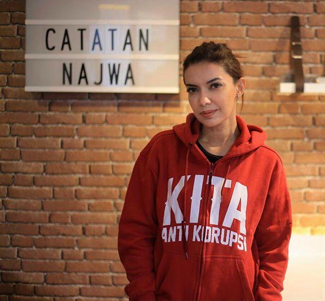 Turun dari Layar Kaca Metro TV, Najwa Shihab Justru Pindah ke Media Ini