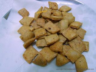 Maida Kara Biscuit