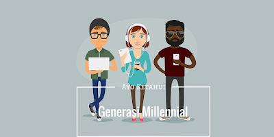 generasi Millennial