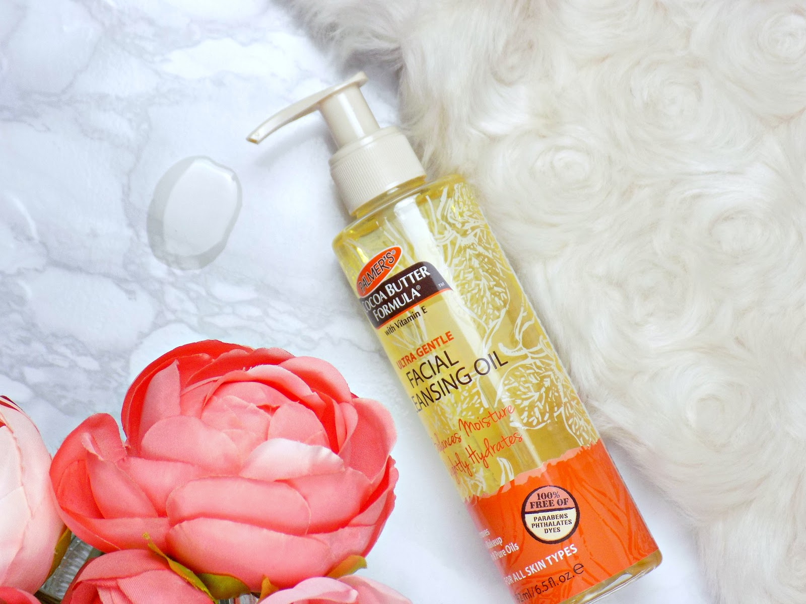 Palmer's Facial Cleansing Oil