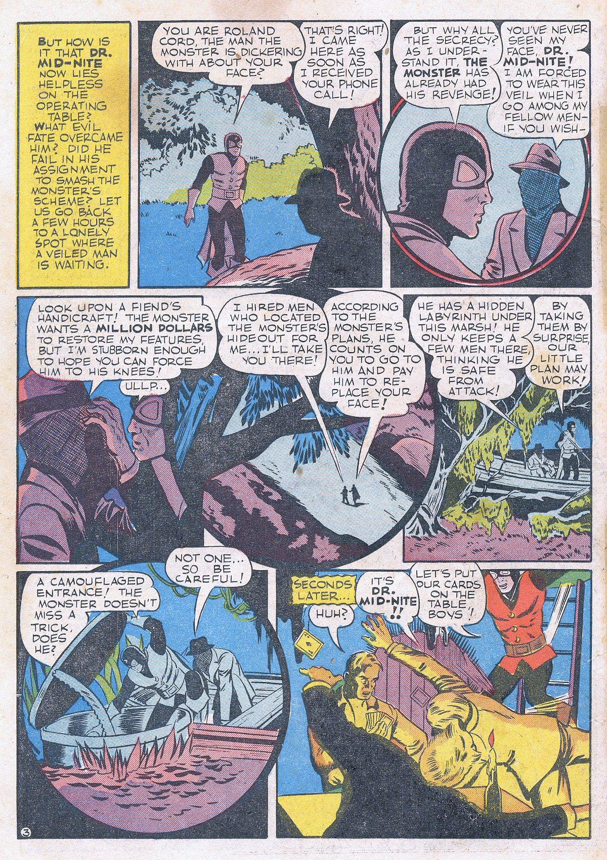Read online All-Star Comics comic -  Issue #20 - 31