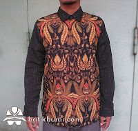 men's wear batiks