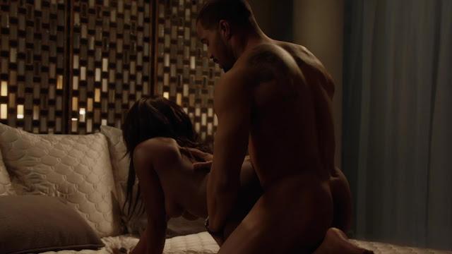 Auscaps Omari Hardwick Nude In Power 1-02 -1657
