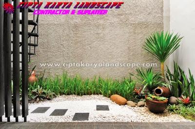 taman kering | CIPTA LANDSCAPE : jasa tukang taman