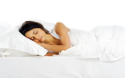 Consejos para cenar y dormir bien