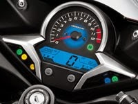 Honda CBR 250 C ABS Tacómetro-Panel de instrumentos