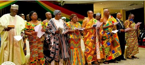 Council of State, Nana Addo meet over high import taxes
