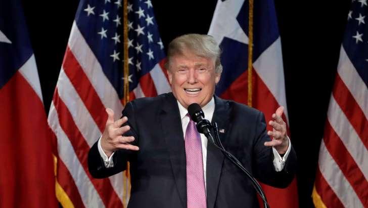 Trump: Republicans are liking me