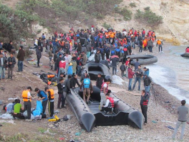 Τουρκία: Δεν θα δεχθούμε πρόσφυγες που βρίσκονται ήδη στα ελληνικά νησιά