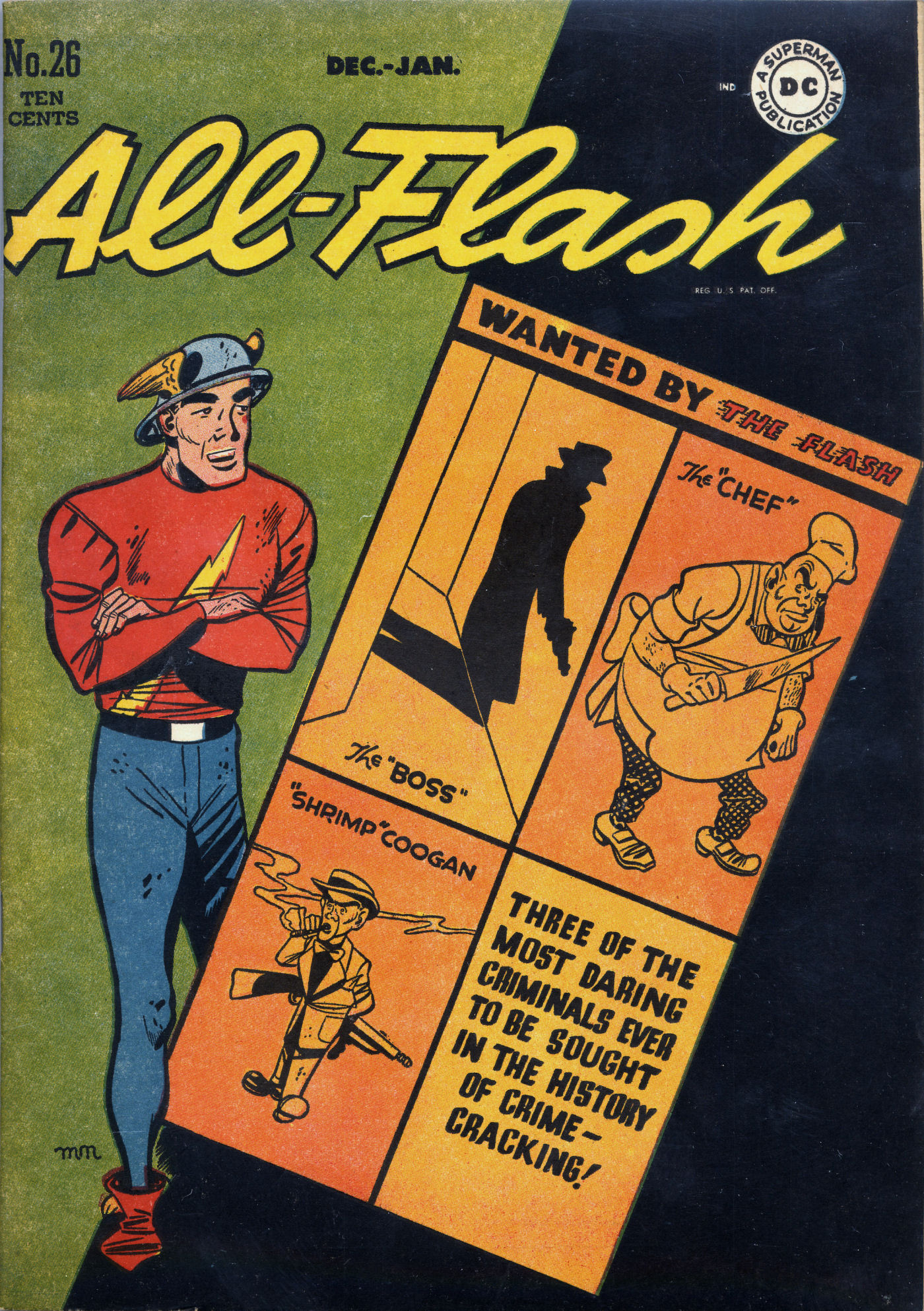Read online All-Flash comic -  Issue #26 - 2
