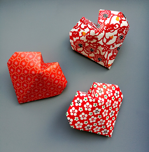 Its A Heart Heart Season Almost A Tradition Valentines Origami