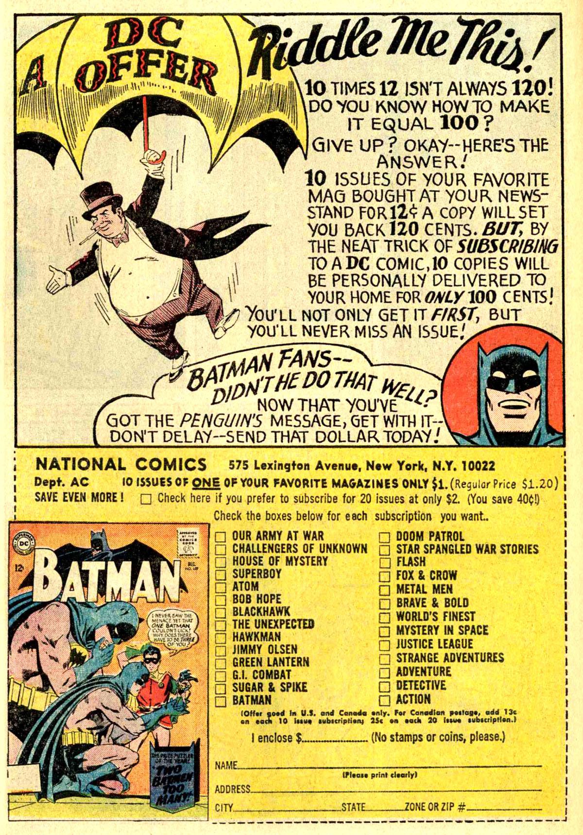 Detective Comics (1937) 346 Page 29