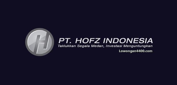 Lowongan Kerja PT. HOFZ Indonesia Cikarang