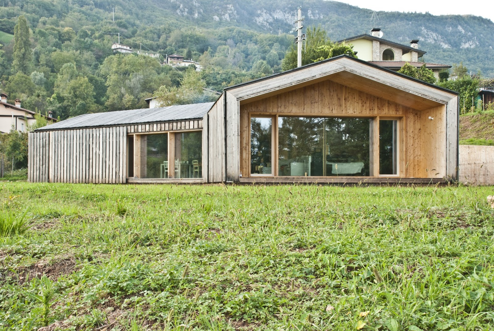 Domande e risposte su prima casa passiva di estudoquarto for Case in legno passive