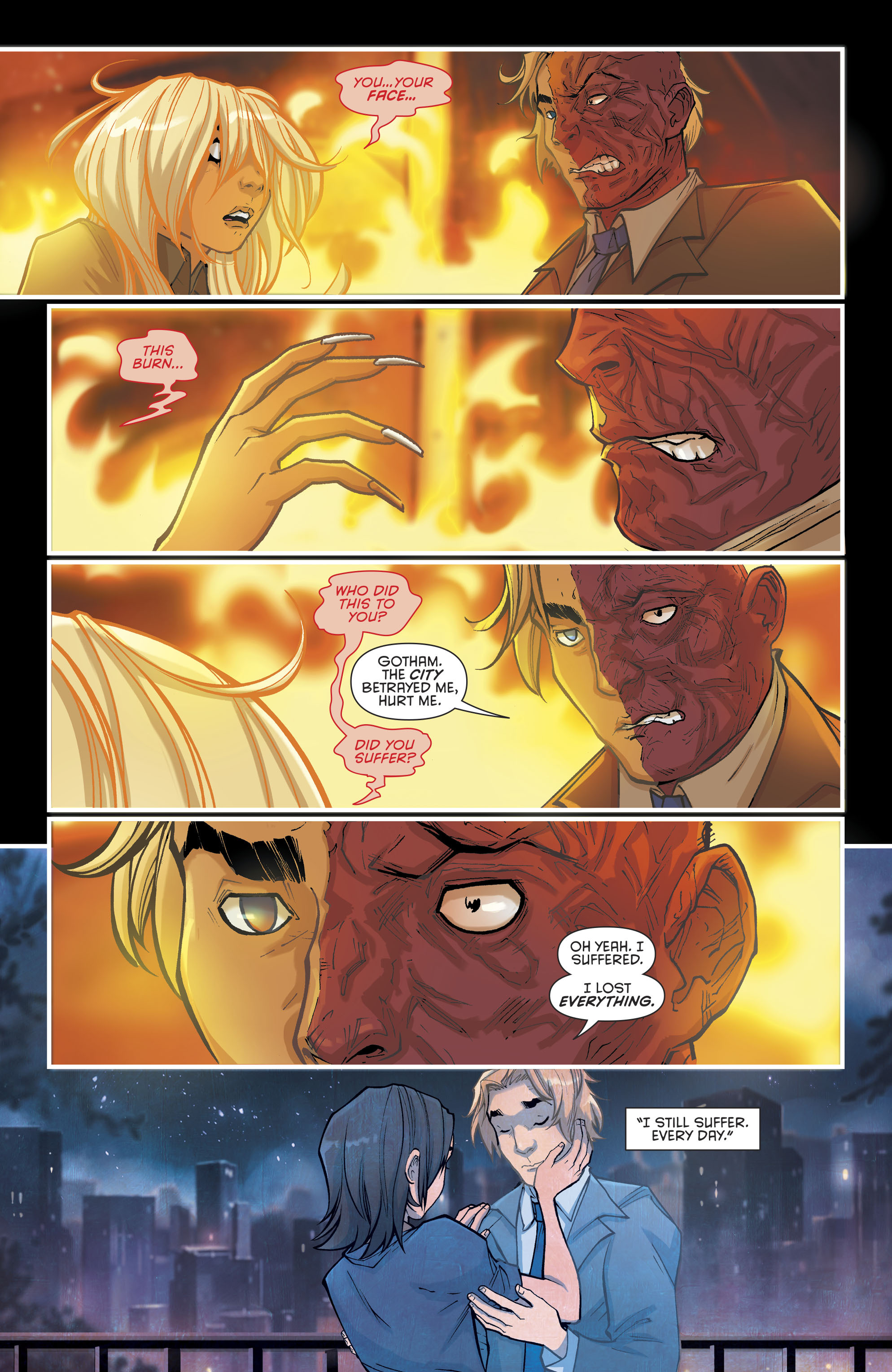 Read online Gotham Academy: Second Semester comic -  Issue #9 - 14