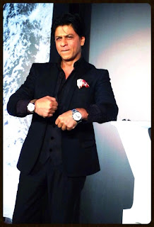 Shahrukh Khan at the Tag Heuer Carrera 50 year celebrations event in Delhi