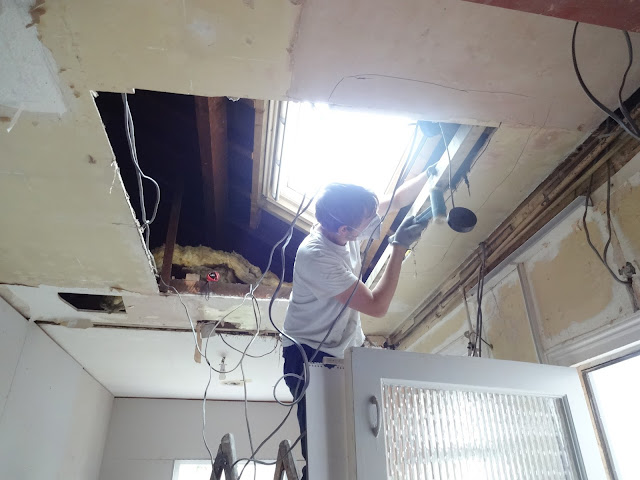 how to frame a velux
