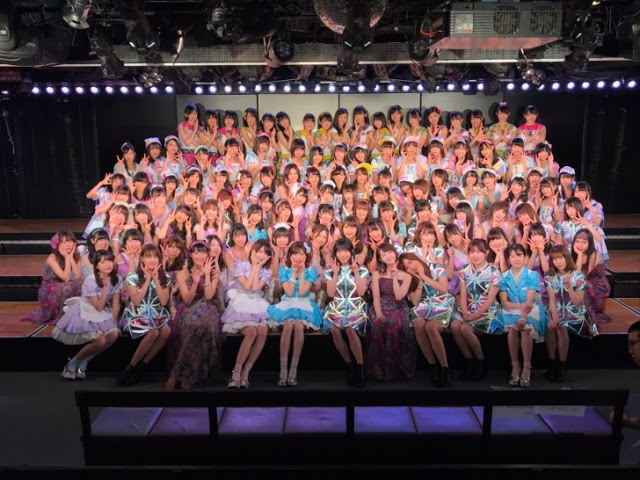 Details on AKB48 Shuffle Team Members in late 2017