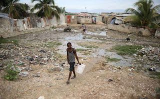 Lluvias dejan al menos cinco muertos y más de 10 mil viviendas inundadas en Haití