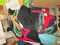 Kleidung: IPOW- 8 Set platzsparende Kleiderbügelhalter Schrankbügel Kleiderbügel kleiderstange Mehrfachkleiderbügelhalter