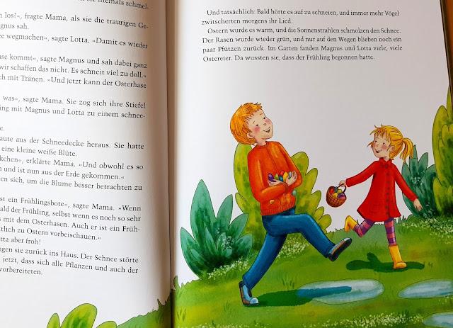 Mit Vielen Neuen Kinderbuchern Durchs Jahr Apfelbackchen