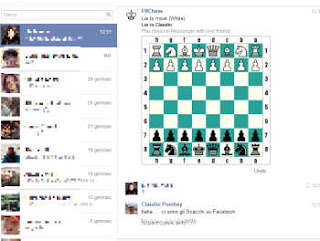 scacchi gratis online facebook