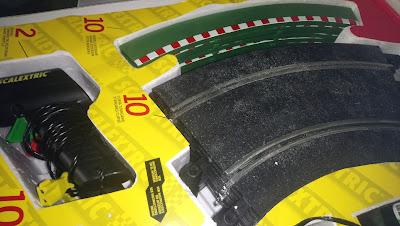 Pistas del Scalextric RAC Rally Tecnitoys Versión 2000