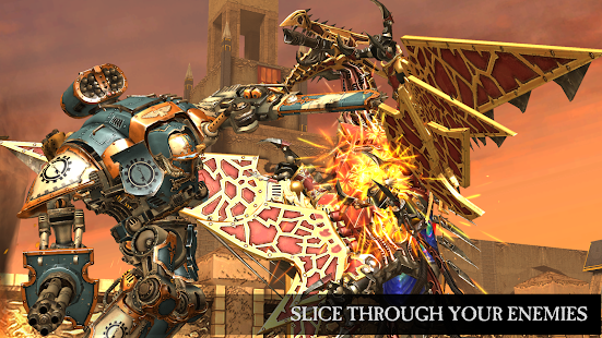 Warhammer 40,000: Freeblade Mod Apk Download